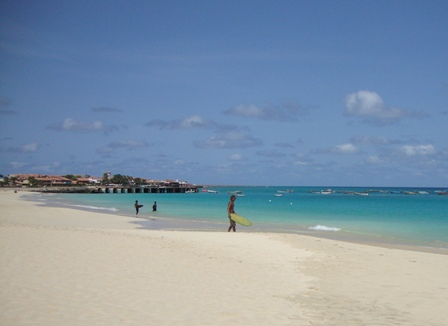 Santa Marie Beach - 18th June 2010