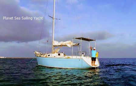 Planet Sea Sailing Yacht