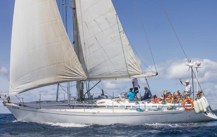 Always Sailing - Sal - Cape Verde Islands