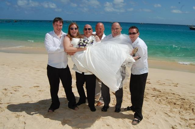 Cape Verde Wedding Photos