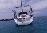 Sailing on Cuba Libre on Sal Island
