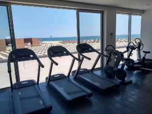 robinson club cabo verde fitness area