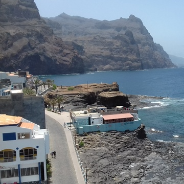 Sao Vicente, UB40 and Santo Antao - Trip by Amy at SurfhubCV