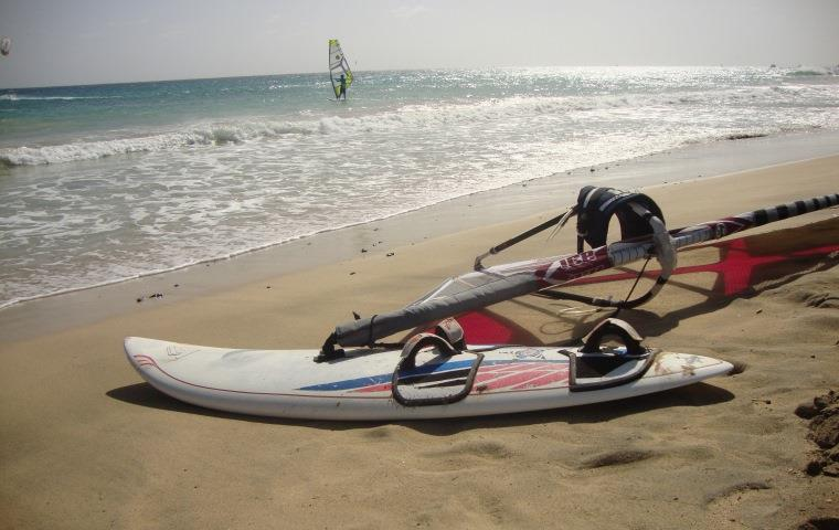 Water Sports Cape Verde Islands