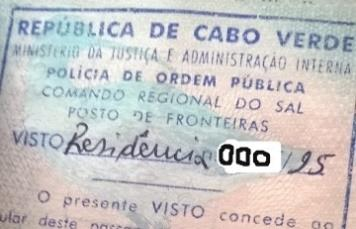 Visa for Cape Verde Islands