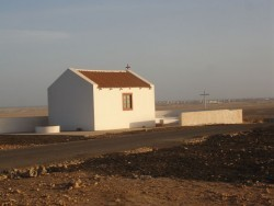 atima Church Cape Verde